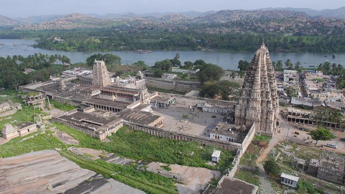 హంపివిరూపాక్షుడు – దక్షిణ భారతదేశ సాంస్కృతిక ప్రస్థానం